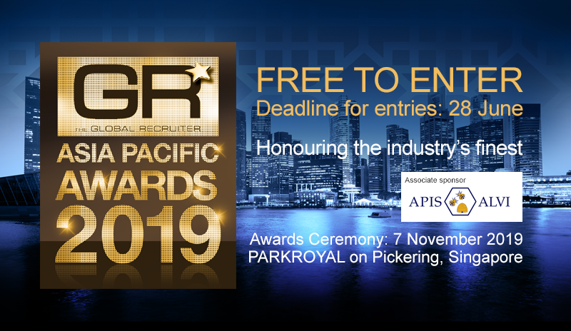 The Global Recruiter APAC Awards